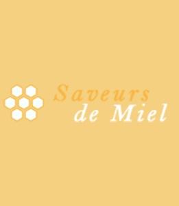Logo saveurs de miel Perpignan 66
